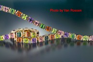 Multicolored Bracelets