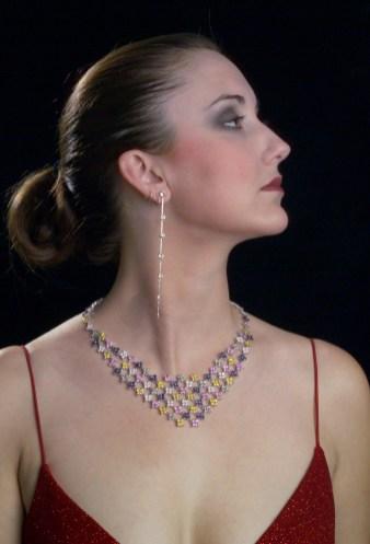 Profile Necklace