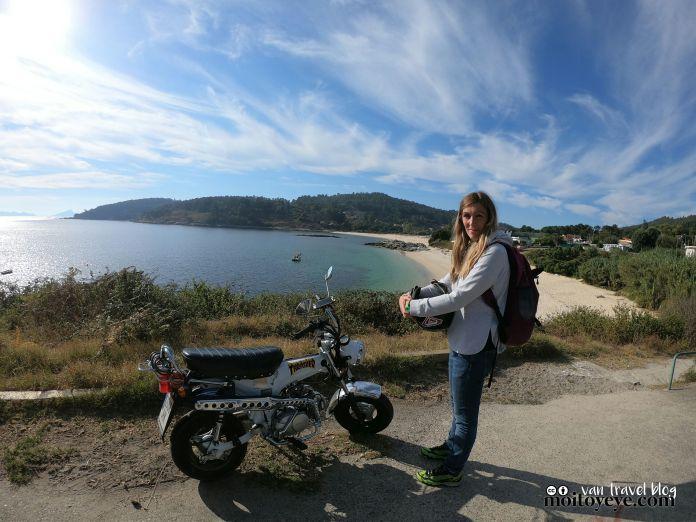 Sumco dingo de ruta por Galicia