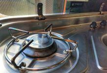 Cocina dometic para furgoneta Camper o autocaravana