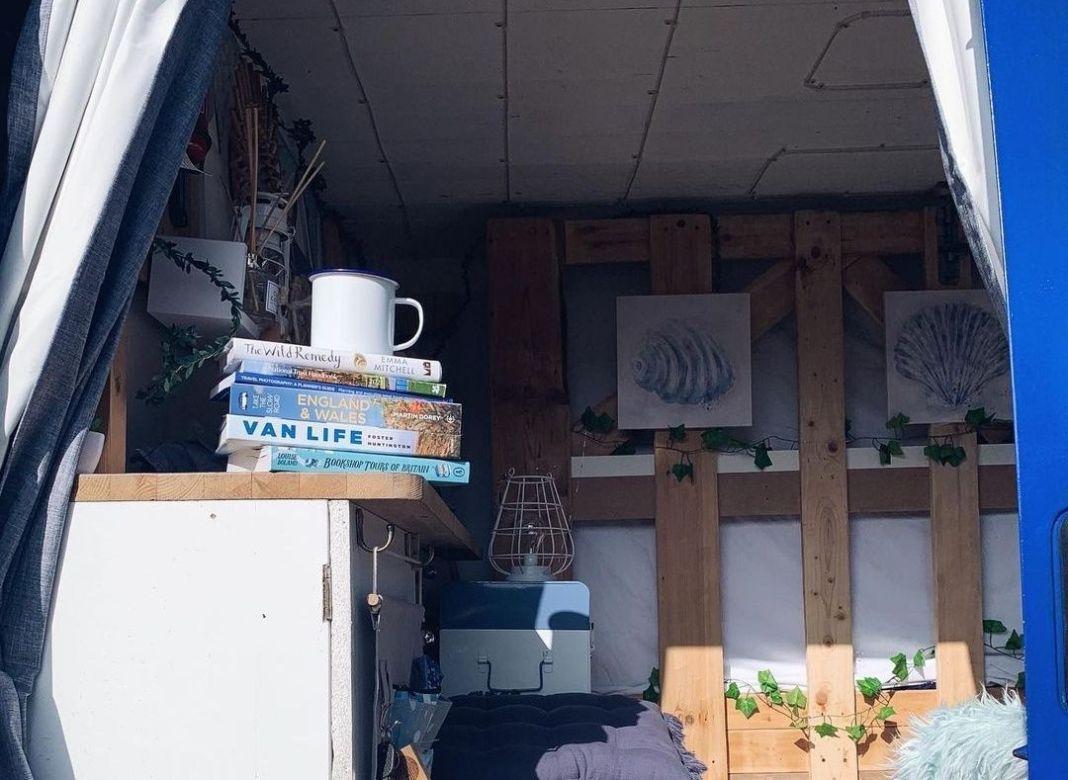 portada decoracion bohemia furgoneta camper