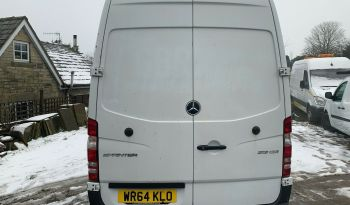 MERCEDES BENZ 313 CDI NEW SHAPE GREAT CAMPER BASE CHOICE OF 5 full