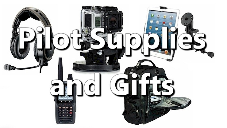 Aviation Related Supplies and Gifts