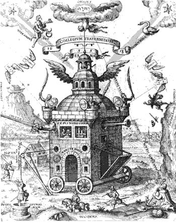A Rosicrucian Emblem