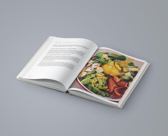 Buch – The Van Taste: Ein kulinarischer Roadtrip mit dem Camper durch Europa von Victoria Lommatzsch