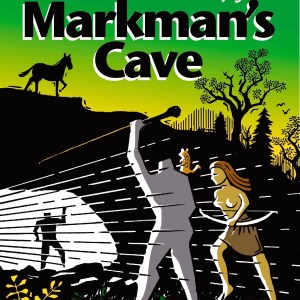 Markman's Cave Softback Book Cover