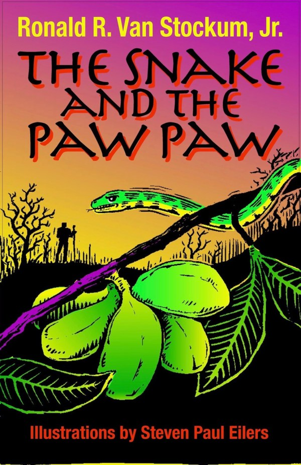 The Snake and the Paw Paw Book Cover