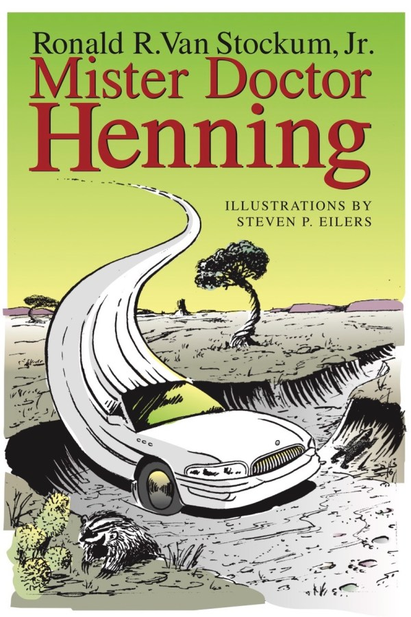 Mister Doctor Henning Book Cover