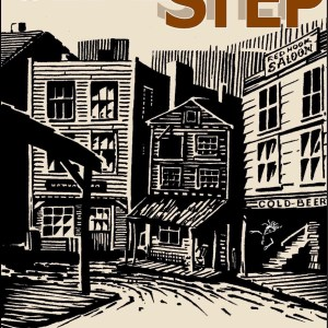 Side Step Book Cover