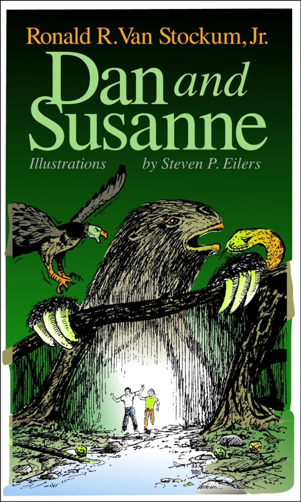 Cover for Dan and Susanne