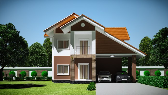 nhà, nhà cửa, mượn tuổi. làm nhà, xây nhà