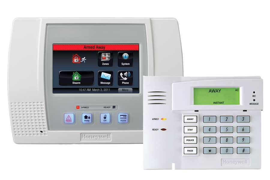 Vantage Security Alarm System