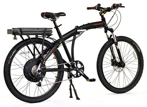 ProdecoTech Phantom 8 Speed Electric Bicycle 11Ah Samsung