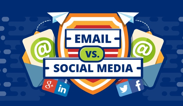 Email vs. social channels: Who will win over consumers' communication preferences?