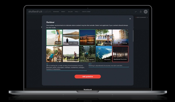 Shutterstock launches Smart Brief, collaborative tool for creative briefs
