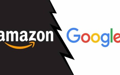The digital marketing transformation led by Google and Amazon