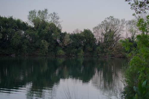 Flussangeln in Frankreich, peche sur la rivier