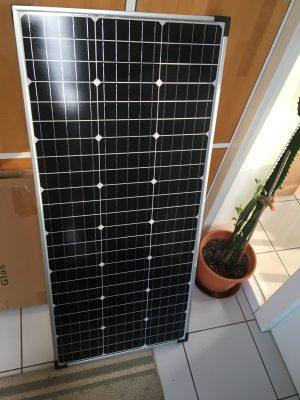 72 Zellen 100Watt Solarmodul