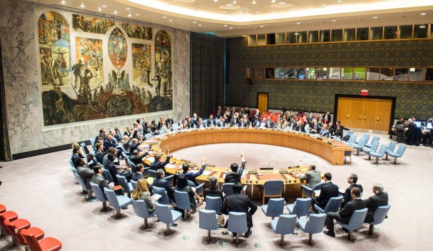 Réunion du Conseil de Sécurité des Nations Unies pour voter le renouvellement du BINUH