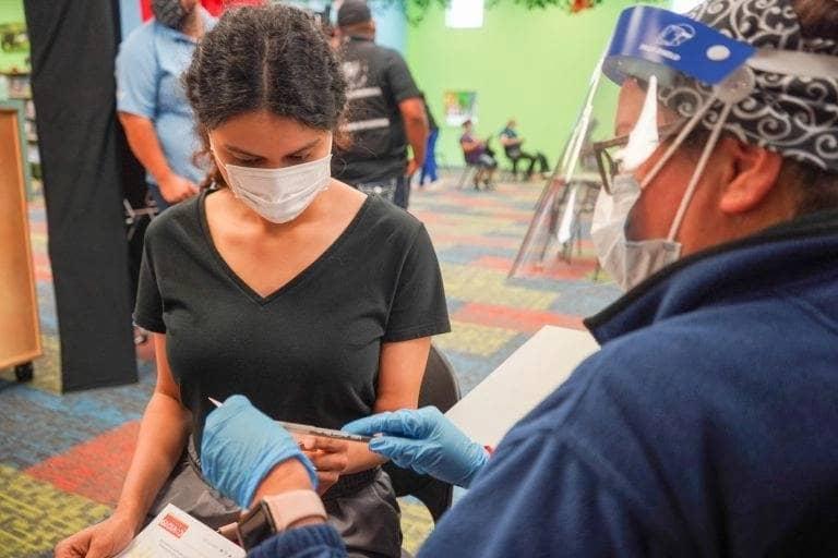, États- Unis : Des mesures incitatives pour convaincre les indécis de se faire vacciner contre la covid-19