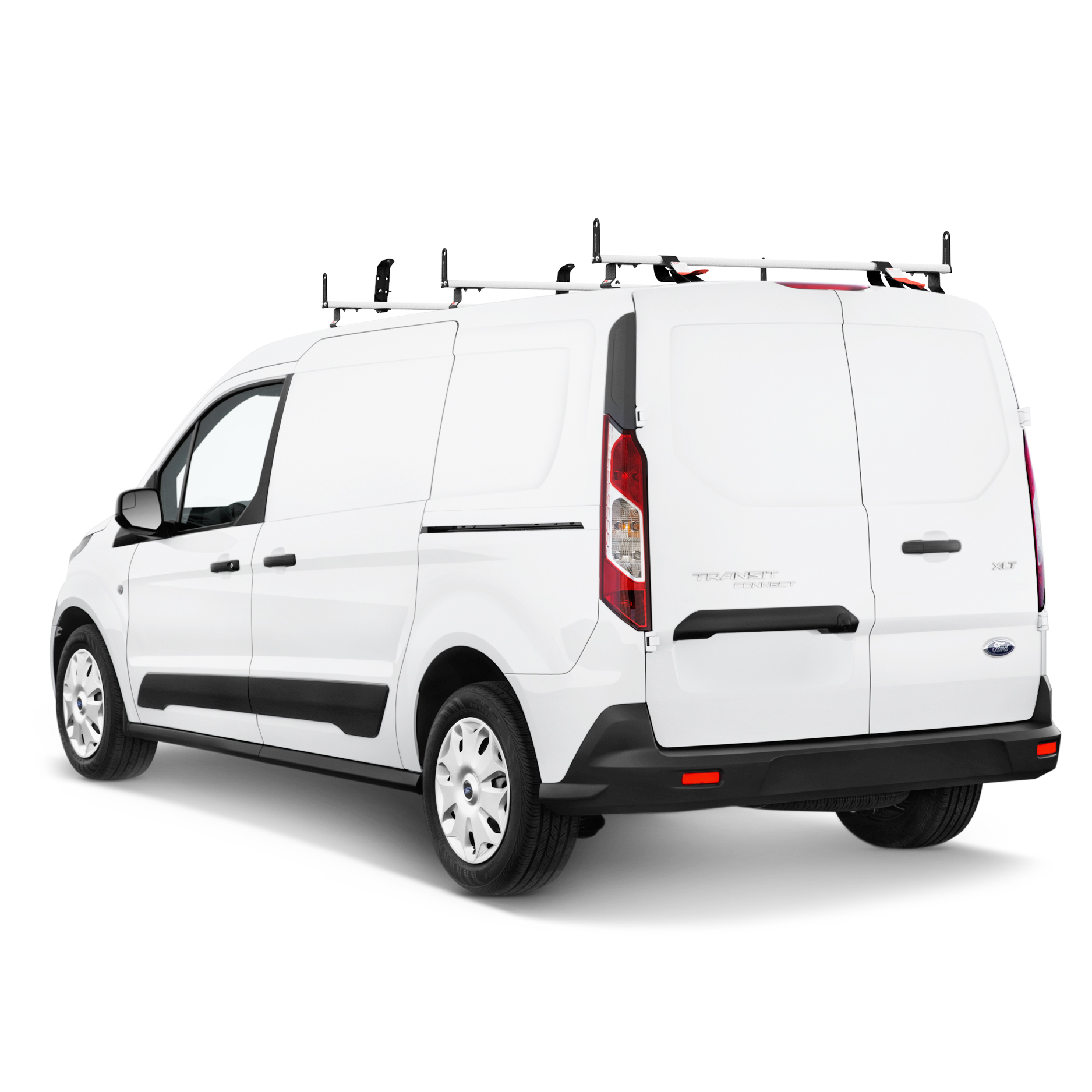 j series ladder roof rack for ford transit connect 2014 on
