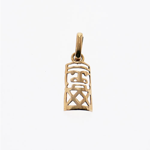 TABOU MINI SHAPE PENDANT