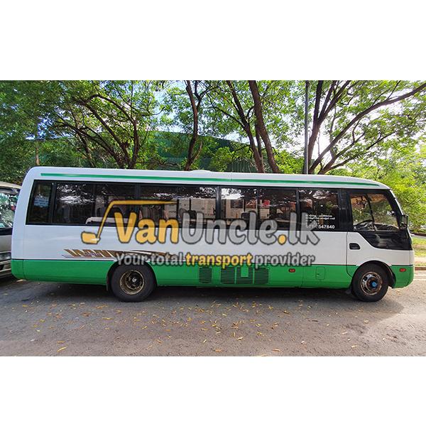 Staff Transport from Kirindiwela to Police Park