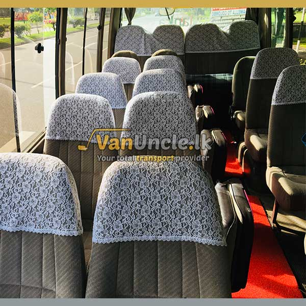 Office Transport Service from Awissawella to Colombo