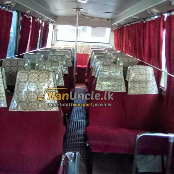 Staff Office Transport Service from Ganemulla to Narahenpita