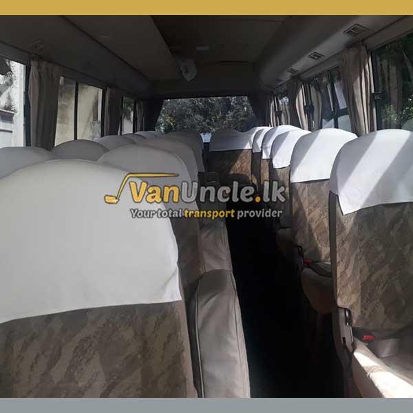 Office Transport from Ellakkala to Kirulapone