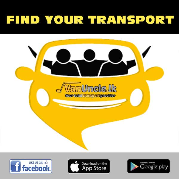 Carpooling Service in Sri lanka