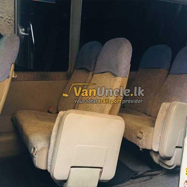 Office Transport Service from Elakanda to Kollupitiya