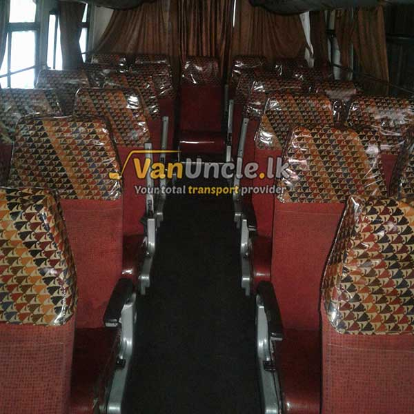 Office Transport Service from Horana to Orugodawatte