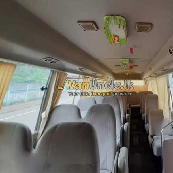 Office Transport Service from Naththandiya to Maharagama