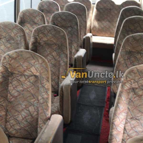 Office Transport Service from Hanwella to Wellawaththa
