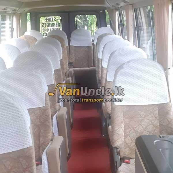 Office Transport Service from Melsiripura to Kirulapone