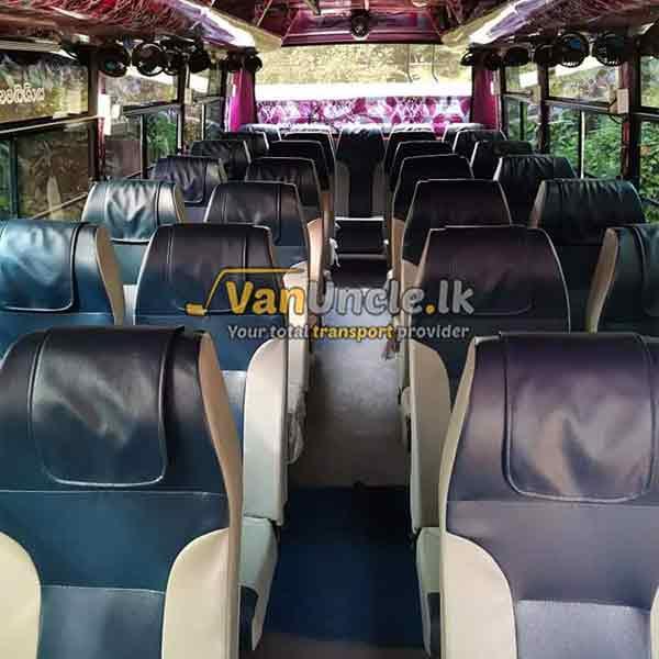 Office Transport Service from Kandy to Pelawaththa