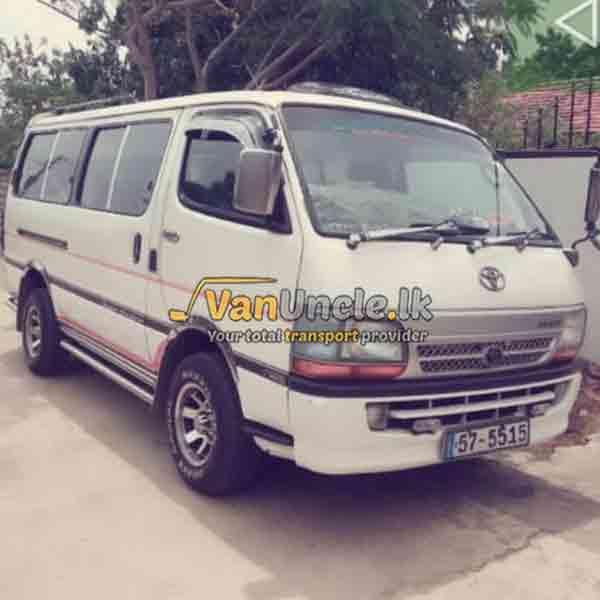 Staff Transport from Panadura to Townhall