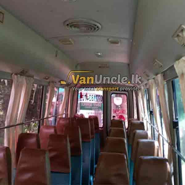 Office Transport Service from Kurunegala to Peradeniya