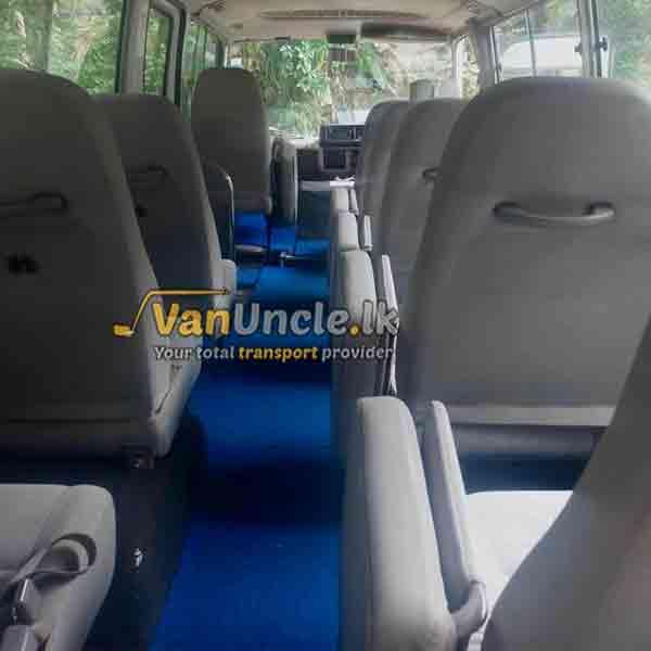 Office Transport Service from Kandy to Battaramulla