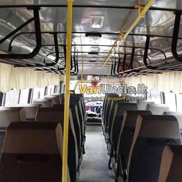 Staff Transport Service from Avissawella to Thimbirigasyaya