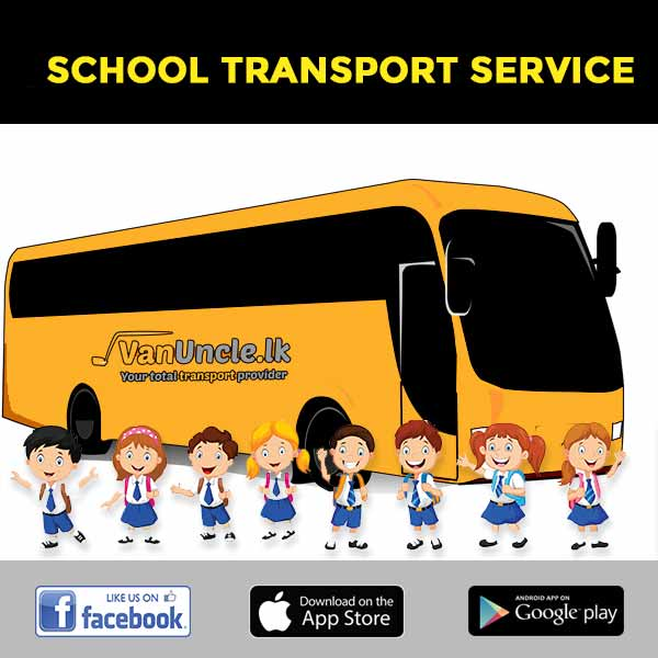 School Transport Service in Sri Lanka