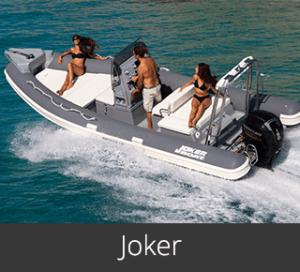 Van Wieren Watersport is tevens dealer van Joker Boat