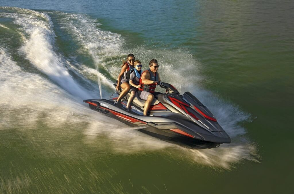 2019 Yamaha FX SVHO Cruiser