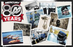 Mercury buitenboordmotoren