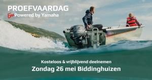 Yamaha-Proefvaardag