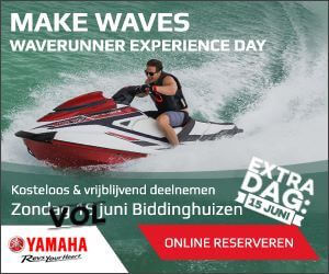 Waverunner experience day EXTRA DAG