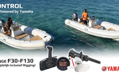 Yamaha Range F30 – F130 buitenboordmotoren nu tijdelijk inclusief Flexible Rigging pakket!