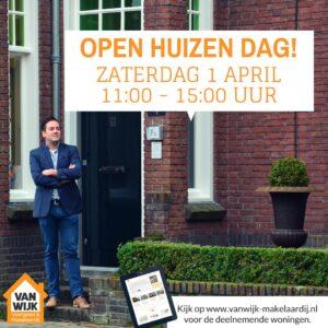 Open Huizen Dag april 2017 Valkenswaard
