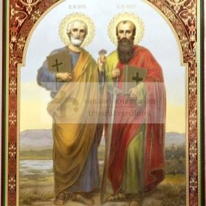 Icoana sfintii petru si pavel